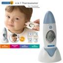 THERMOMETRE AURICULAIRE ET FRONTAL POUR ENFANT 4 EN 1