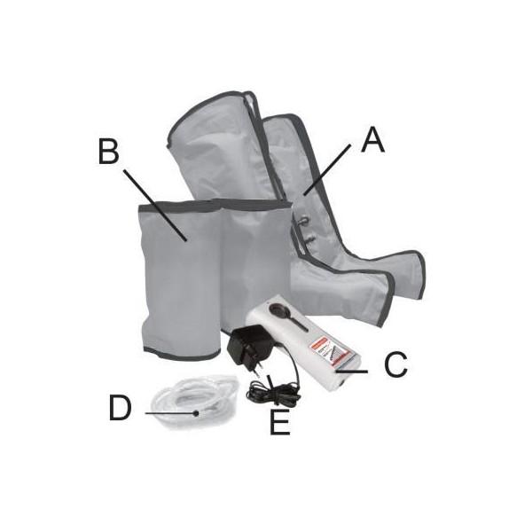 bottes de pressotherapie maniquick shoppingvip espace fitness electrostimulation. Black Bedroom Furniture Sets. Home Design Ideas