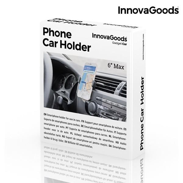 support de t l phone portable pour voitures innovagoods shopping vip. Black Bedroom Furniture Sets. Home Design Ideas