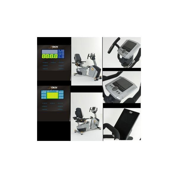 velo ergonometre semi allonge eb3100 shoppingvip articles sport et fitness espace fitness. Black Bedroom Furniture Sets. Home Design Ideas