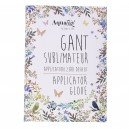 "Gant Applicateur ""Pas de coloration des mains"""