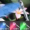 Pommeau de douche à LED