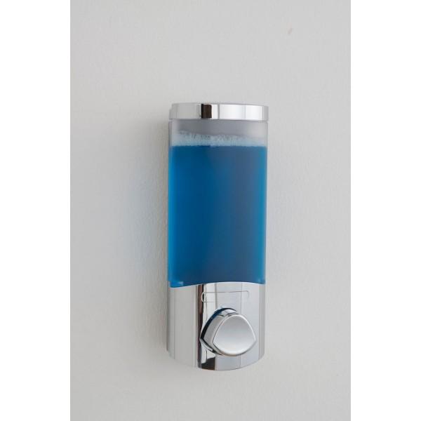 soin du corps  distributeur de savon uno chrome