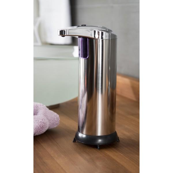 distributeur de savon automatique 225 ml. Black Bedroom Furniture Sets. Home Design Ideas