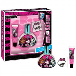 coffret cadeau beaut monster high. Black Bedroom Furniture Sets. Home Design Ideas