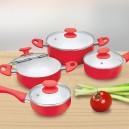 Batterie de cuisine céramique