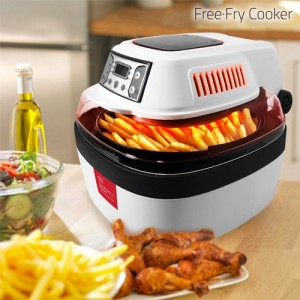 FRITEUSE SANS HUILE FREE FRY COOKER