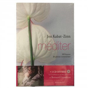 Le Livre Mediter Jon Kabat-Zinn