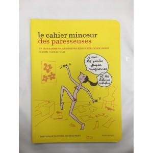 Le livre Le Cahier Minceur des Paresseuses