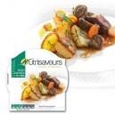 Repas action contrôle du poids: Bœuf bourguignon