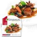 Plat cuisine Action Minceur Starter: Tajine aux saveurs d'Orient