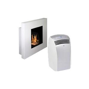 Climatiseur cheminée