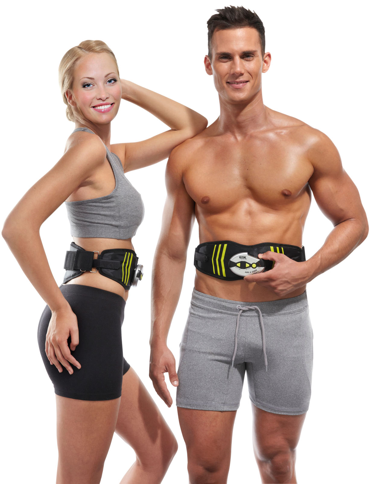 Gymform ABS & Core Plus - Couple