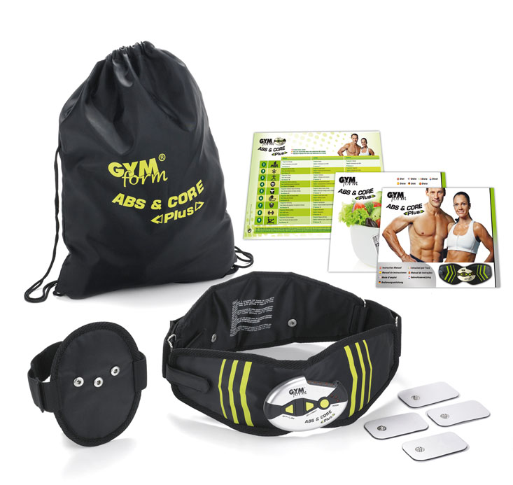 Gymform ABS & Core Plus - Kit