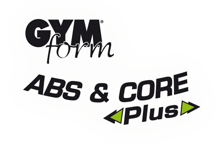 Gymform ABS & Core Plus - Logo